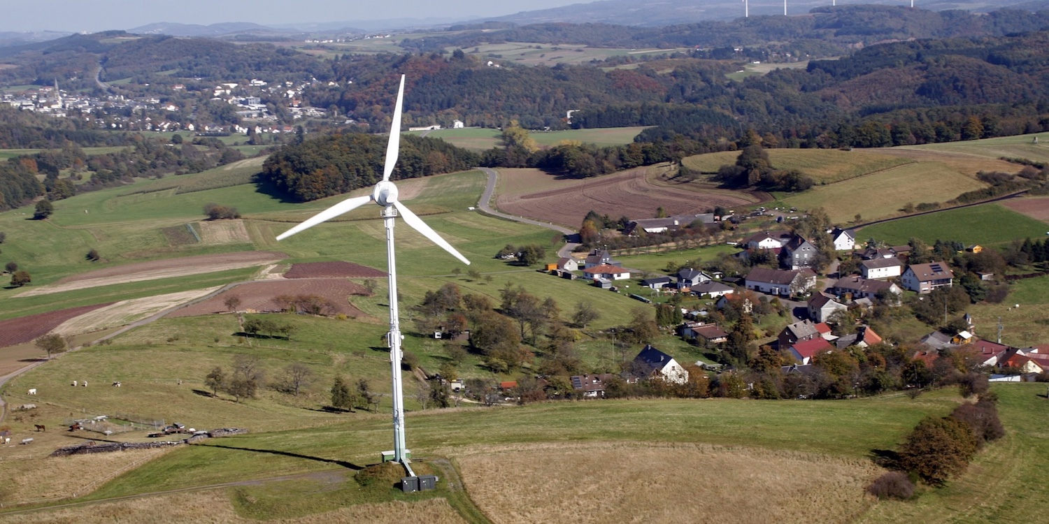 Windpark Dambach