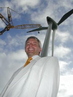 Das Unternehmen Windkraftwerke Obere Nahe